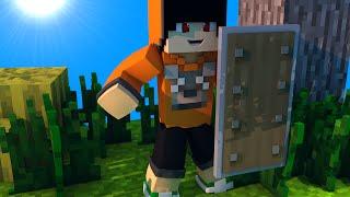 Minecraft - Como Fazer ?? Um escudo no minecraft 1.9