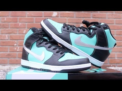 Diamond Supply Co. x Nike SB Dunk High