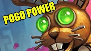 Hearthstone Fun Decks: Pogo-Power