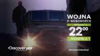 Discovery Channel - Wojna o nosorożce