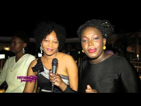 Retrospective people - Guinee Music Awards 2015