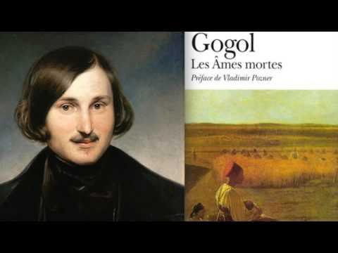 Nicolas Gogol : Les Âmes mortes par Henri Troyat [1953 / France Culture]