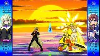ボスフィオナ戦 アルカナハート3 LOVE MAX!!!!!