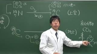 【化学基礎】放射性同位体と半減期(2 of 2)