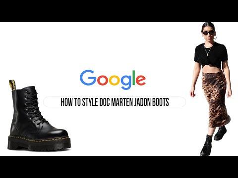 LOOKBOOK// JADON DOC MARTENS