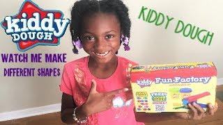 Kiddy Dough Fun Factory Unboxing Review