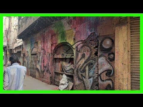Puma accused of damaging historic 17th century buildings in delhi