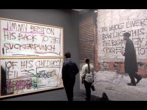 Schirn Kunsthalle Frankfurt - Basquiat. Boom For Real