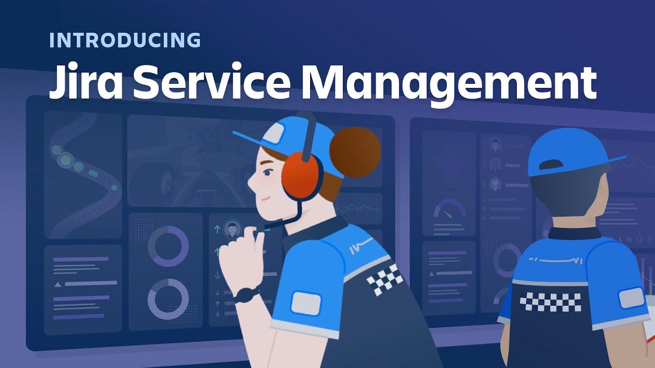 Jira Service Desk 更名公告