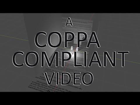 Making A COPPA Compliant Video