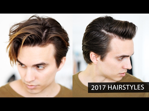 Men's Hairstyles Tips & Tricks for 2017