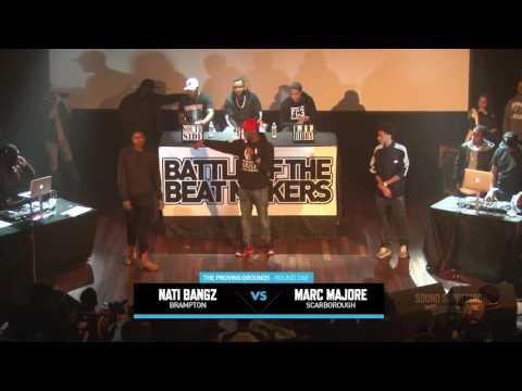 Battle of the Beat Makers 2015 - Part 1 (Boi-1da, Southside & Lil' Bibby)