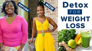 Detox and Cleanse for FAST Weight Loss | Smoothie & Juice Recipes | Clean Eating Basics