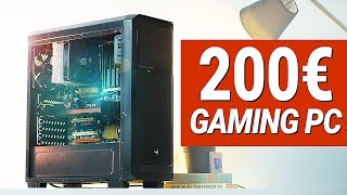 200€ GAMING PC?! Test | Review