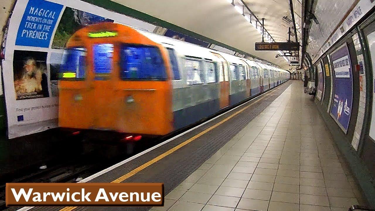 ロンドン地下鉄 : ワーウィック...