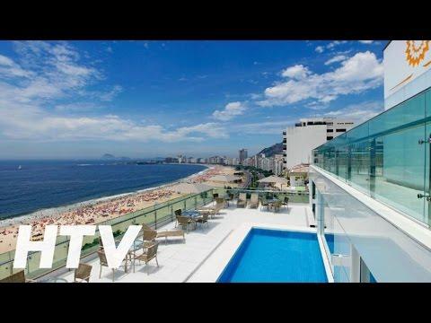 Arena Copacabana Hotel en Rio de Janeiro