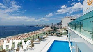 Reserva tu habitación en http://www.hotelesentv.com/hotel/br/arena-copacabana.html arena copacabana hotel es un bello de 135 unidades 4 estrellas ubica...