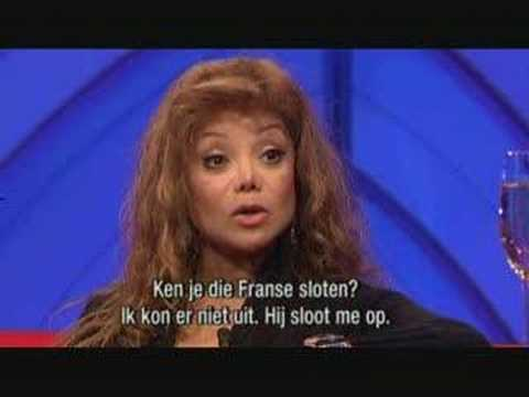 """La Toya on escaping Jack Gordon"""
