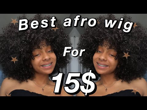 MOST NATURAL AFRO WIG!!! | WILLOW by Freetress