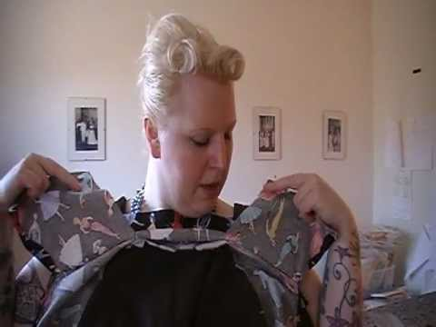 Plus Size Sewing Modifying A Sloper To Look Like A Vintage Pattern