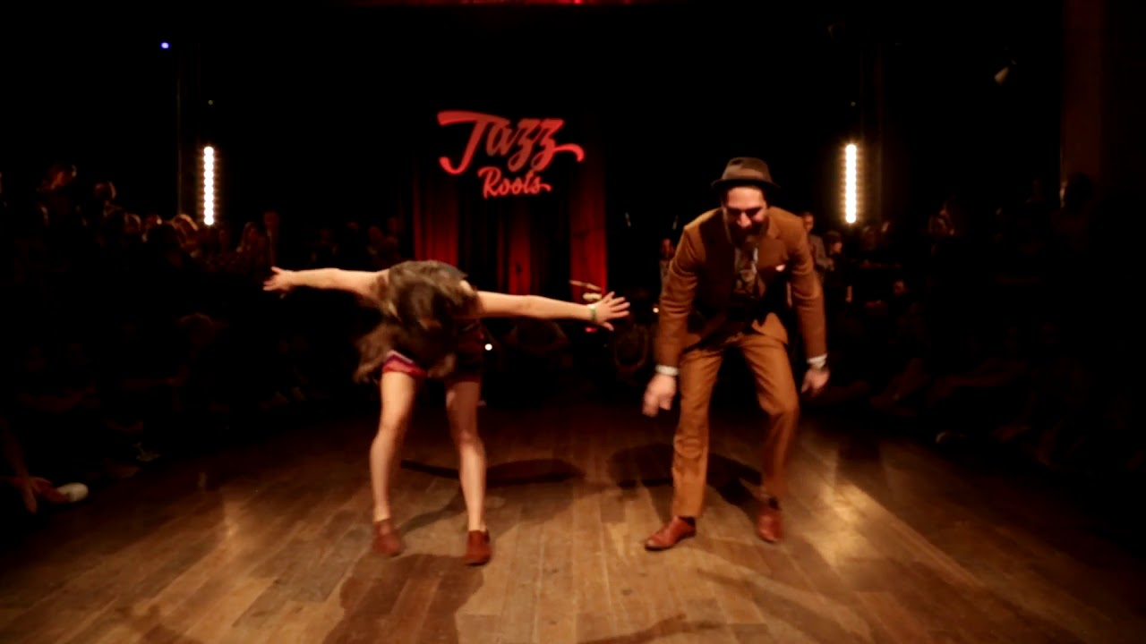 Jazz Roots 2018 - Showcase - Chris & Anna