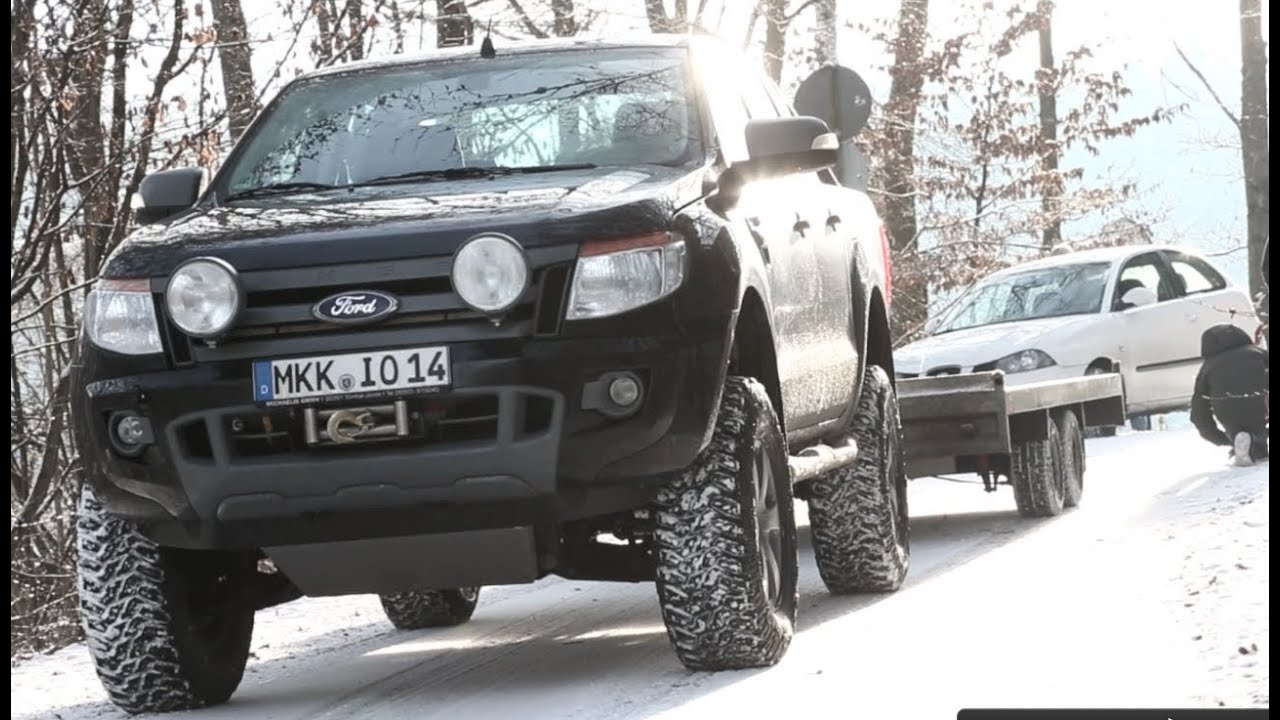 Ford Ranger Search and Rescue 5 lift  YouTube