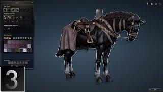 Black Desert: Jak wybrać dobrego konia? Jak je Hodować? Poradnik #3