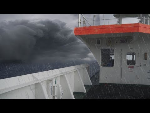 CARGO SHIP IN A BAD STORM (Passenger