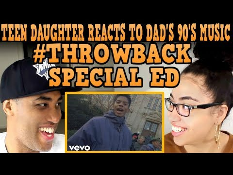 TEEN DAUGHTER REACTS TO DADS 90S HIP HOP RAP MUSIC  SPECIAL ED  I GOT IT MADE