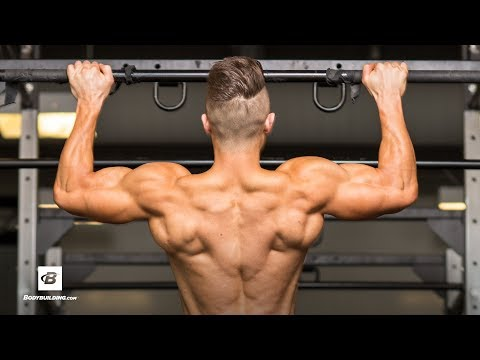 Fat Burning Exercises-Big Back Workout