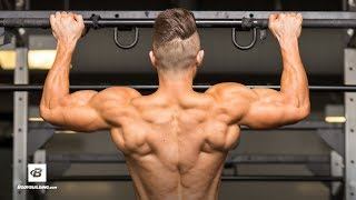 Big Back Workout | Flex Friday with Trainer Mike