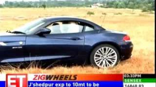 BMW launches sports-car Z4 Roadster in India