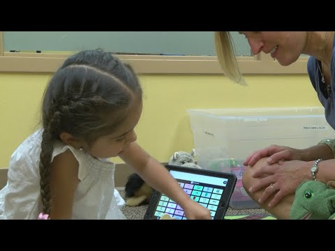 UNM Researchers Helping Kids With Communication Disorders Find Their Voice