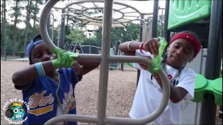 THE BULLY EP.1| KD & Jay Escapes From The Bully