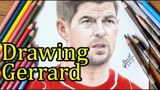 drawing Gerrard