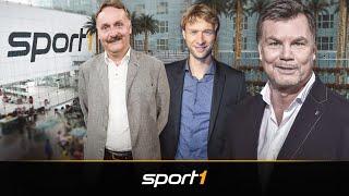 Der CHECK24 Doppelpass mit Simon Rolfes und Peter Neururer | SPORT1