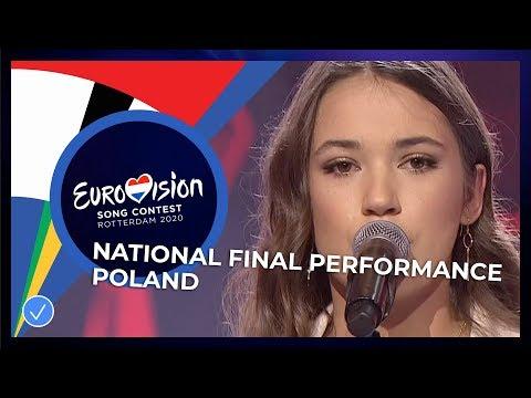 Alicja Szemplińska - Empires - Poland 🇵🇱 - National Final Performance - Eurovision 2020