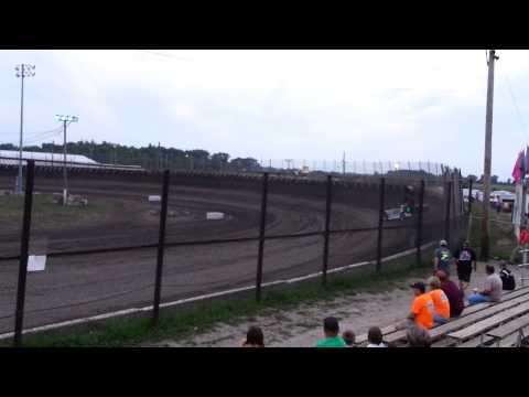 Jason Feger Qualifying @ Kankakee County Speedway