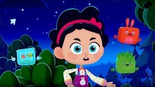 Четверо в кубе - Самая страшная история - Серия 20 - российские мультфильмы для детей