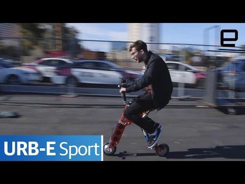 URB E Sport: Hands-on