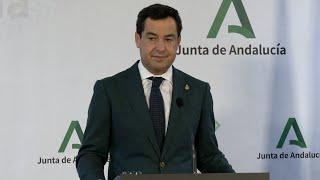 Moreno espera más movilidad y reuniones más amplias en Navidad
