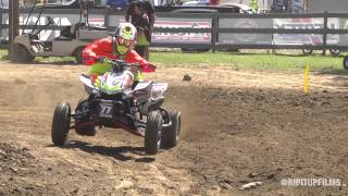 THE RIDE - BriarCliff - Round #5 - ATVMX National Series - 2014