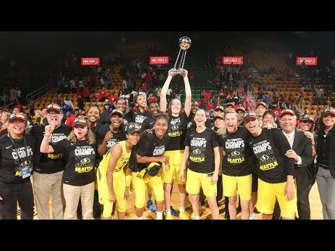 The BEST of Breanna Stewart From 2018 Finals