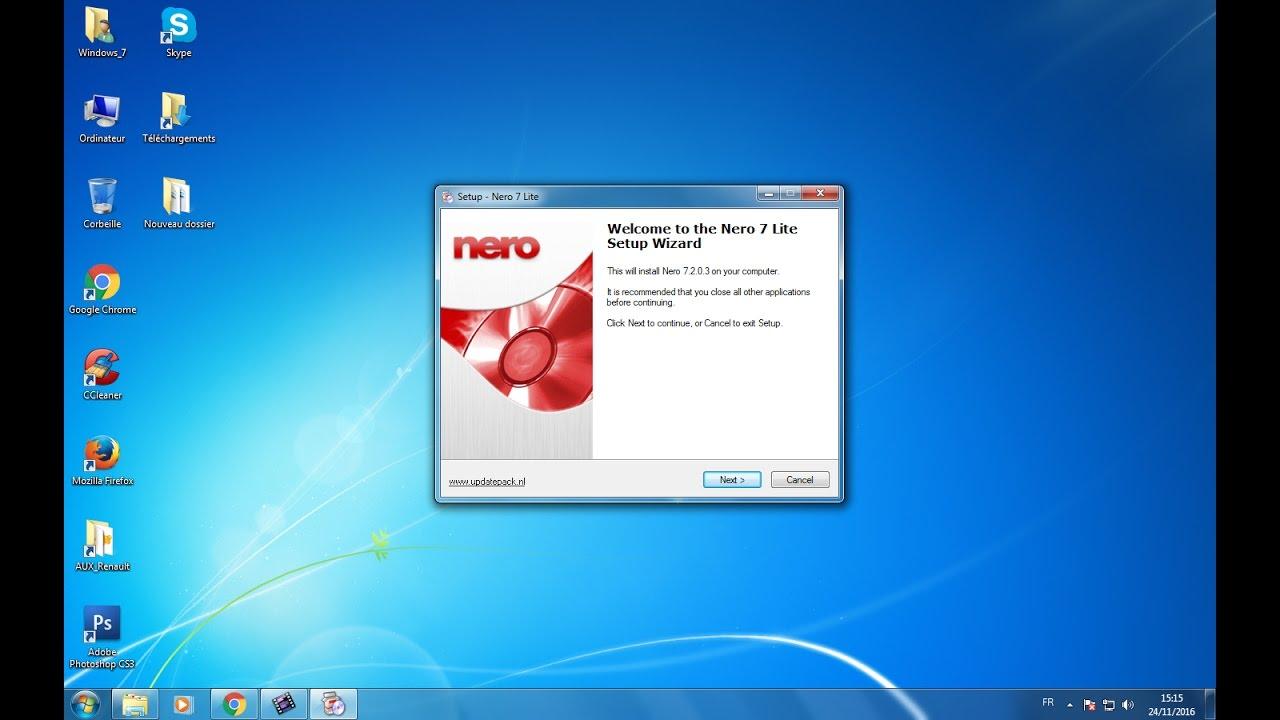 Nero 0 Lite 2019 Ver.7.3 PreRelease