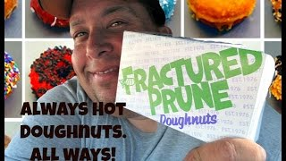 Fractured Prune® Doughnuts REVIEW!