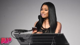Nicki Minaj Starts Official Charity To Pay Off Student Loans