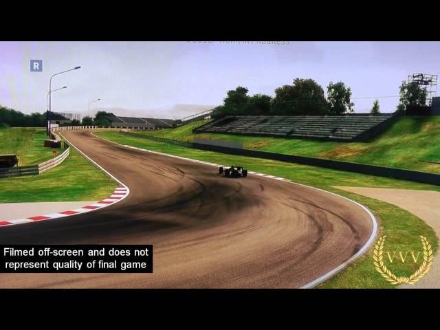 Exclusive F1 2013 Suzuka Replay