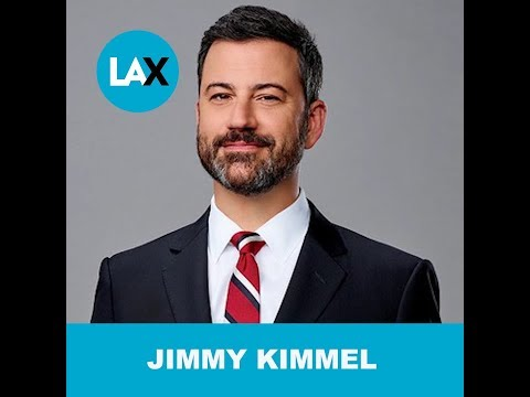 Jimmy Kimmel's new airport greeting: 'Welcome to LAX. We apologize for the construction' - The San Diego Union-Tribune