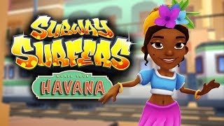 Subway Surfers World Tour 2018 Havana   Android Gameplay   Friction Games
