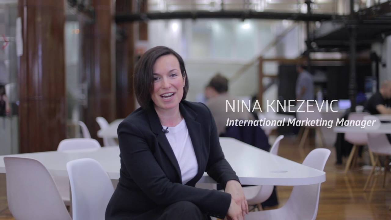 nina knezevik international marketing manager eng